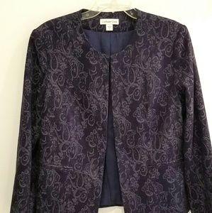 Coldwater Creek paisley jacket